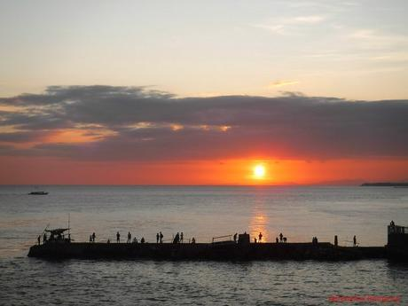 Guimaras Strait Sunset