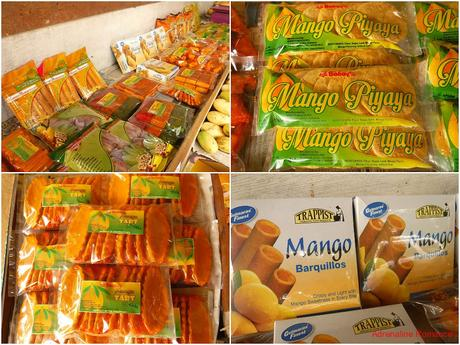 Guimaras Mango Products