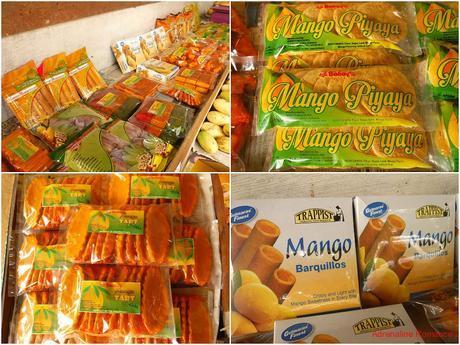 Guimaras Mango Products
