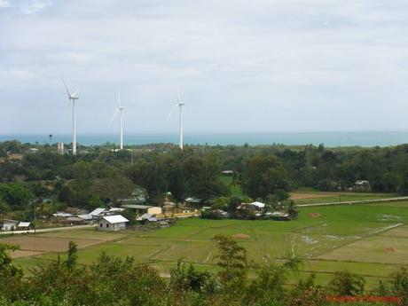 San Lorenzo Windmills