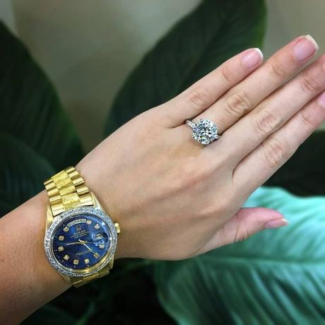 Halo Engagement Rings Are Tacky