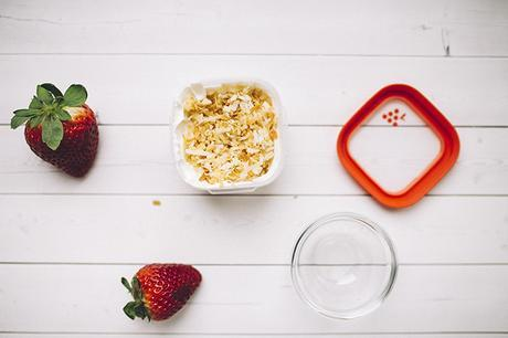 Healthy Snacking On The Go // Fruit Dip Recipe