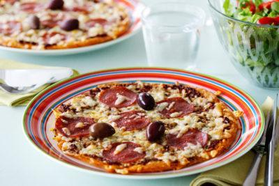 Low-Carb Pizza