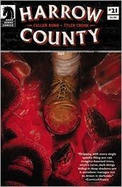 Harrow County #21 Cover