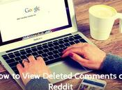 View Deleted Comments Reddit Ways]