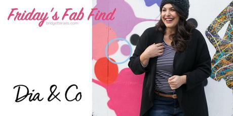 Friday Fab Find: Dia & Co