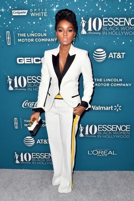 Pics!  Essence Black Women In Hollywood Awards Red Carpet