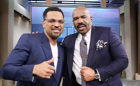 Steve Harvey Says Friends Ate Him Alive After Meeting With Donald Trump
