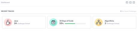 Hackerrank for testing your programming skills!