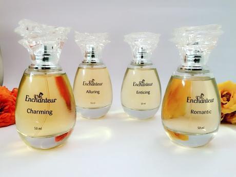 Enchanteur Enticing Perfume Review