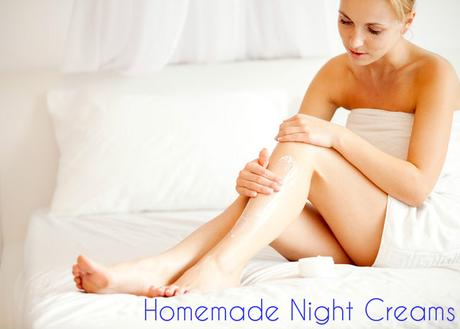 Homemade Night Creams