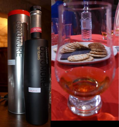Tasting Notes: Bruichladdich: Octomore: 10 Years (2nd Release)