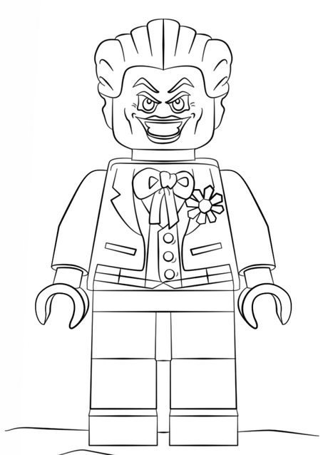 the lego batman movie coloring pages - paperblog - Lego Green Lantern Coloring Pages