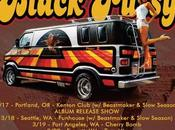 Black Pussy Co-Headline Tour With Mothership!