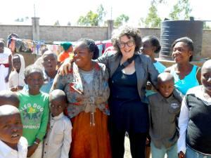 Kate Copstick in Kenya – an autopsy, corruption, de-worming and digging
