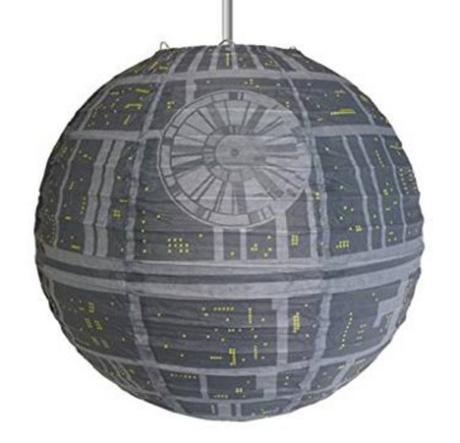 Star Wars: Death Star Light Shade
