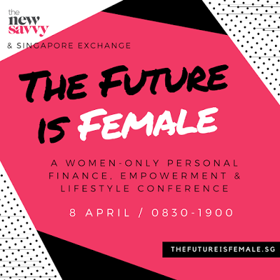 The Future Is Female Conference - A Women-only personal finance, empowerment and lifestyle conference