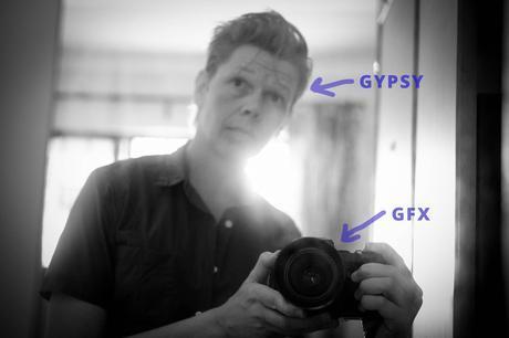 Fujifilm GFX medium format meets the Gypsy Factor X