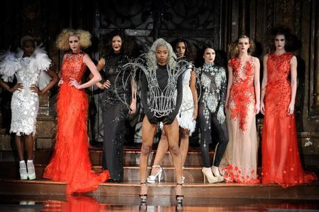 @ArtHeartsFashion Hits #NYFW ~ Hard!