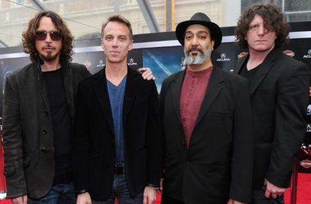 Soundgarden: USA Spring tour dates