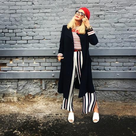Stripe On Stripe For Spring