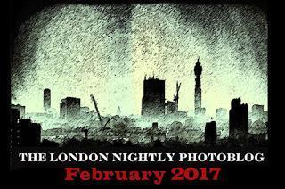 #London Nightly #Photoblog 27:02:17: #TrafalgarSquare