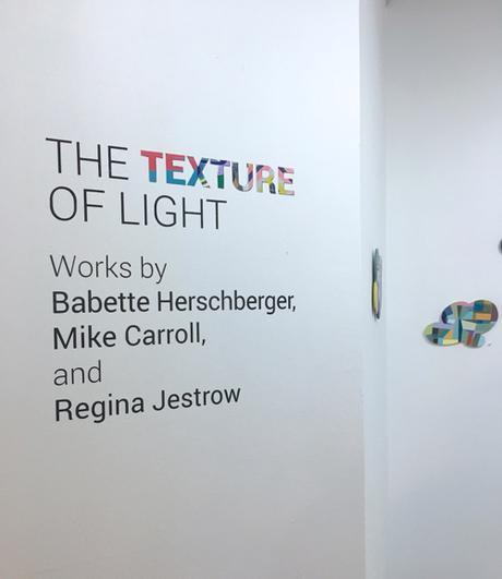 """ARTmonday: """"The Texture of Light"""" at da Fonseca Contemporania"""