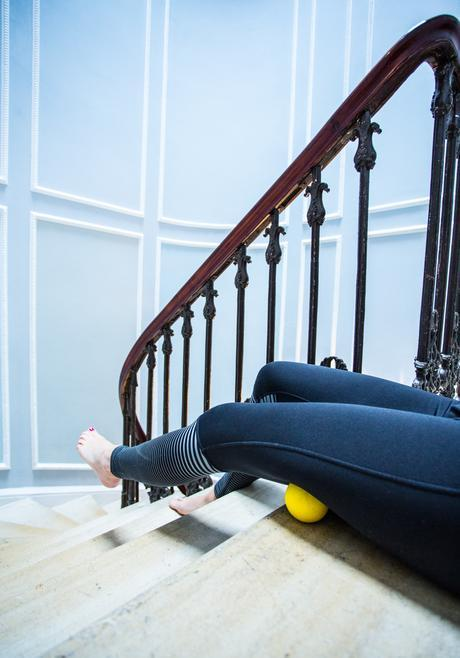 Fitness On Toast Faya Blog Girl Healthy Workout Saucony Stretches Stretching Warm Down Shoes-12