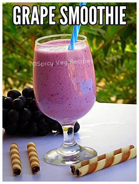 Black-grape-smoothie-recipe-spicy-veg-recipes