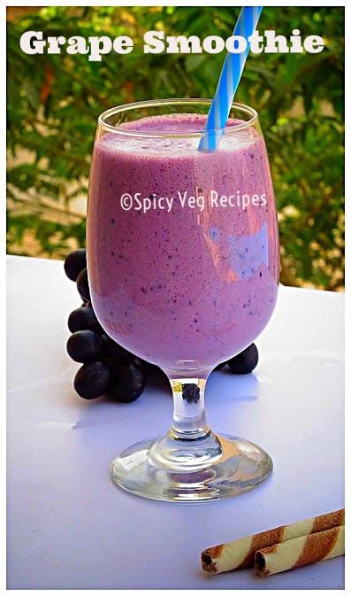 Black-grape-smoothie-recipe-spicy-veg-recipe