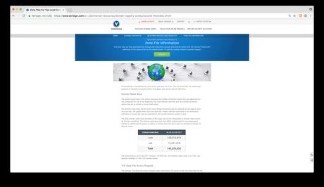 Verisign: .Com Domains Back Over 128 Million