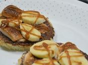 Nutella Marshmallow Caramel Toast
