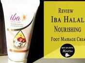 Review Halal Nourishing Foot Massage Cream