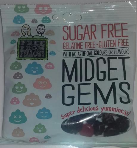 Free From Fellows Midget Gems (Sweets Without)