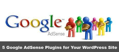 5 Google AdSense Plugins for Your WordPress Site