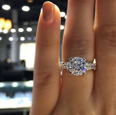 I hate Halo Engagement Rings