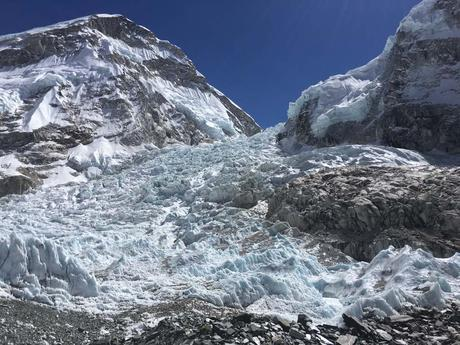 Winter Climbs 2017: Icefall Route Restored on Everest