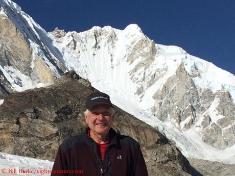 Himalaya Spring 2017: Bill Burke Heading Back to his Namesake Mountain