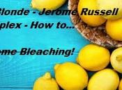 Jplex Jerome Russell Bleaching Hair Home