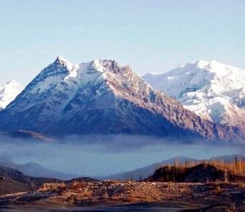 Wrangell Volcano, Alaska