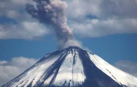 Sangay Volcano, Ecuador