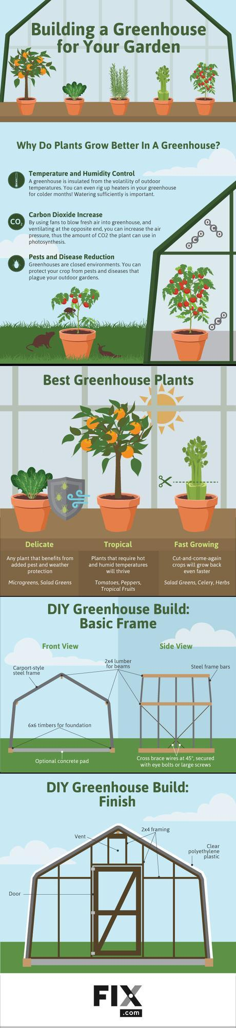 How and why you should build a greenhouse