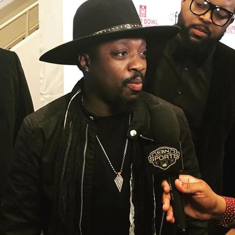 "Anthony Hamilton ""Without Faith, I Would Have Given Up"""
