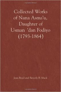 #100AfricanWomenWriters: 4. Nana Asma'u