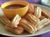 Baked Eggless Churros Recipe