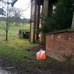 Chillington Hall – orienteering  planning