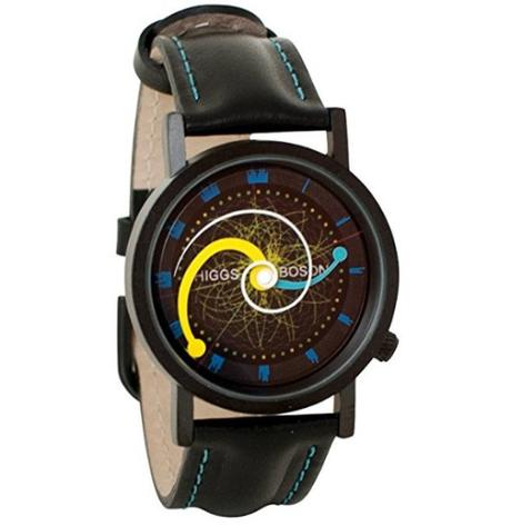 Higgs Boson Wristwatch