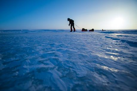 North Pole 2017: Still Waiting in Resolute Bay