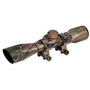 TruGlo 4x32 Camo crossbow scope review