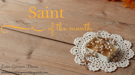 Saint of the Month: Saint Perpetua and Felicity